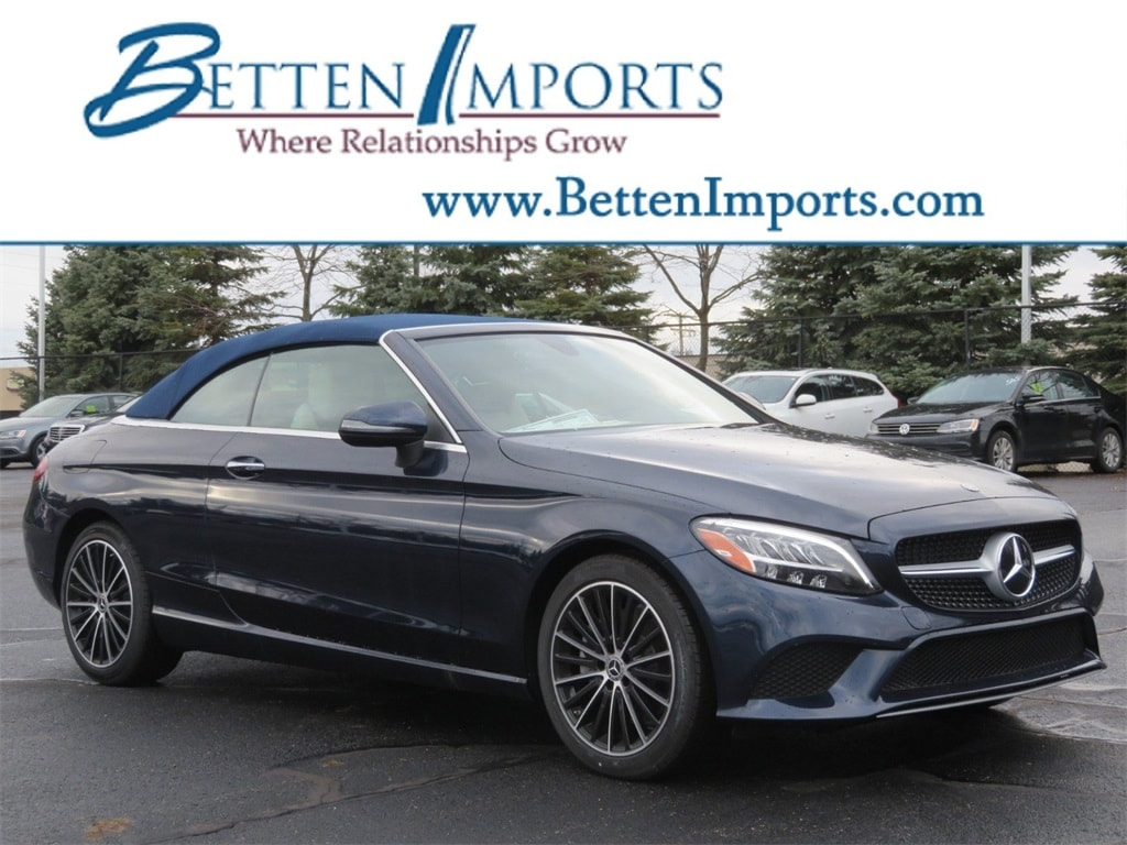 New 2019 Mercedes-Benz C-Class For Sale at Betten Imports | VIN:  WDDWK8EB4KF773265