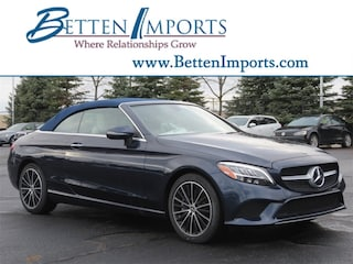 2019 Mercedes-Benz C-Class C 300 4matic® Convertible in Grand Rapids, MI