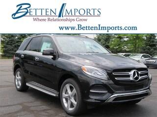 2018 Mercedes-Benz GLE GLE 350 4matic® SUV in Grand Rapids, MI