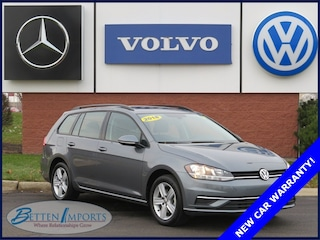 Used 2018 Volkswagen Golf Sportwagen SE Wagon in Grand Rapids, MI