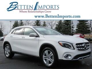 New 2019 Mercedes-Benz GLA GLA 250 SUV in Grand Rapids, MI