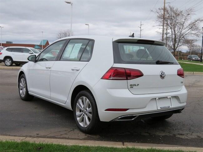 Used 2018 Volkswagen Golf Tsi Se 4 Door For Sale In Grand