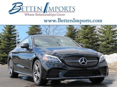 2019 Mercedes-Benz C-Class C 300 4matic® Coupe