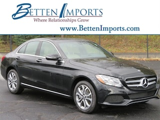 2018 Mercedes-Benz C-Class C 300 Sedan in Grand Rapids, MI