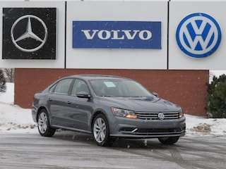 New 2019 Volkswagen Passat 2.0T Wolfsburg Sedan in Grand Rapids, MI