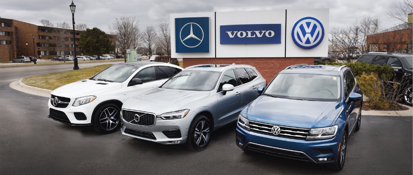 New and Used Mercedes-Benz, Volkswagen and Volvo ...