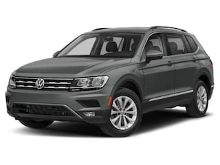 New 2019 Volkswagen Tiguan 2.0T SE 4motion SUV in Grand Rapids, MI