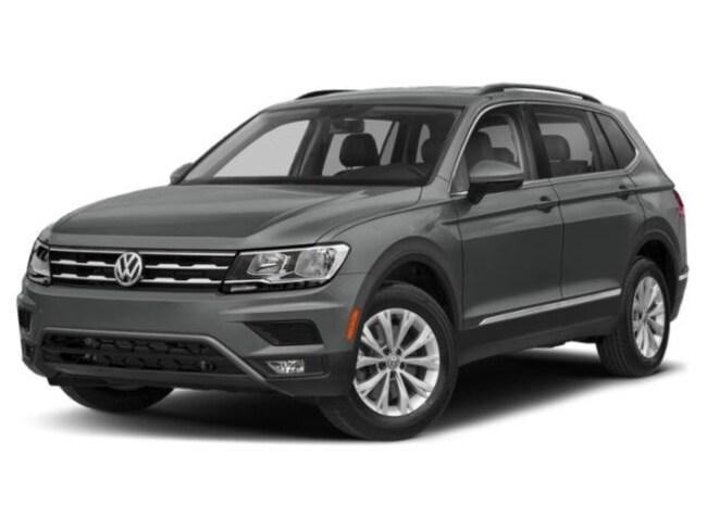 2019 Volkswagen Tiguan 4motion SUV