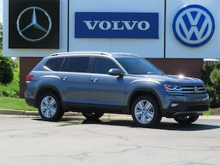 New 2019 Volkswagen Atlas SE w/Technology and 4motion SUV in Grand Rapids, MI