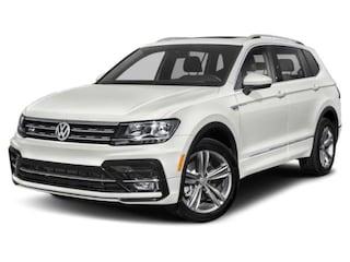 New 2019 Volkswagen Tiguan 4motion SUV in Grand Rapids, MI