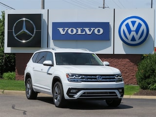 New 2019 Volkswagen Atlas SE w/Technology R-Line and 4motion SUV in Grand Rapids, MI