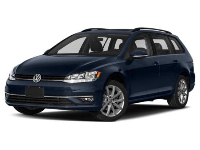 2019 Volkswagen Golf Sportwagen S 4motion Wagon
