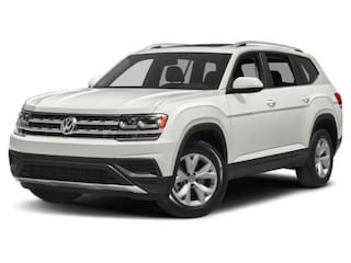 New 2019 Volkswagen Atlas SE 4motion SUV in Grand Rapids, MI