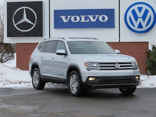 New 2019 Volkswagen Atlas SE w/Technology and 4motion SUV in Grand Rapids