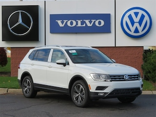New 2019 Volkswagen Tiguan SEL SUV in Grand Rapids, MI