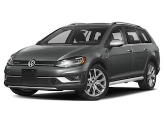 2019 Volkswagen Golf Alltrack 4motion Wagon