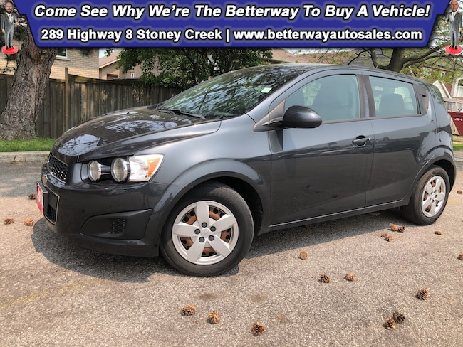 2014 Chevrolet Sonic LS Auto| Keyless Ent| Gas Saver Hatchback DYNAMIC_PREF_LABEL_AUTO_CERTIFIED_USED_DETAILS_INVENTORY_DETAIL1_ALTATTRIBUTEAFTER