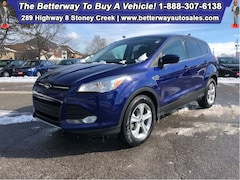 Used 2014 Ford Escape SE| Backup Cam| Heat Seat| B-Tooth SUV in Hamilton, ON