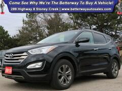Used 2015 Hyundai Santa Fe Sport Premium| AWD| Heat Seat| B-Tooth SUV in Hamilton, ON