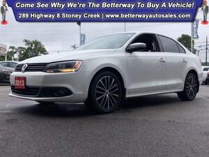 2013 Volkswagen Jetta TDI| Leather| Navi| Backup Cam| Sunroof| B-Tooth Sedan