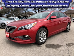 Used 2017 Hyundai Sonata GLS| B-Tooth| Backup Cam| Sunroof| Heat Seat Sedan in Hamilton, ON