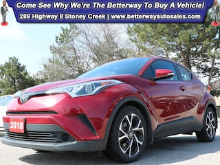 2018 Toyota C-HR Backup Cam| Heat Seat| B-Tooth| Keyless Ent SUV