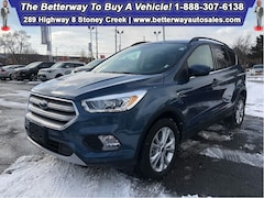 Used 2018 Ford Escape SEL| 4X4| Navi| Backup Cam| Leather| Heat Seat SUV in Hamilton, ON