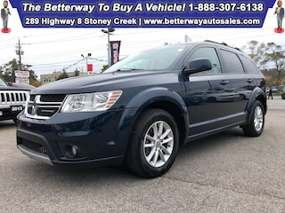 2015 Dodge Journey SXT| 7 Seat| B-Tooth| Dual Climate| PWR Options SUV