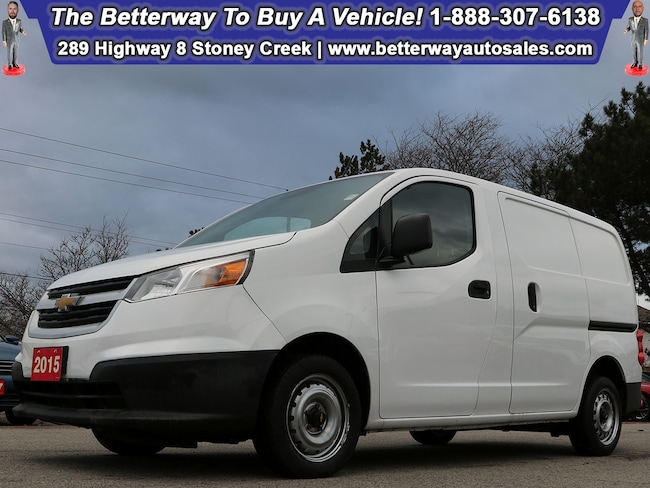 Certified Used 2015 Chevrolet City Express LT| B-Tooth| Keyless Ent| Dream Work Vehicle! Cargo near Hamilton