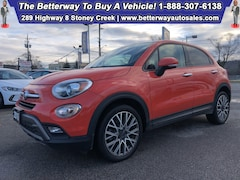 Used 2016 Fiat 500X Trekking /NAV/BACKUPCAM/SUNROOF Compact in Hamilton, ON