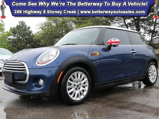 2014 MINI Hatch Cooper| B-Tooth| Pano Roof| Leather| LOW KMS! Hatchback