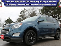 Used 2017 Chevrolet Equinox LT| AWD| Navi| Backup Cam| Heat Seat| Sunroof! SUV in Hamilton, ON