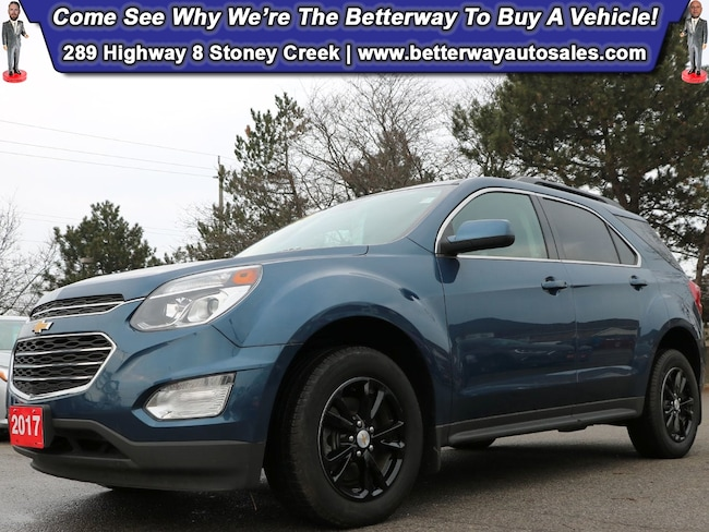 Certified Used 2017 Chevrolet Equinox LT| AWD| Navi| Backup Cam| Heat Seat| Sunroof! SUV near Hamilton