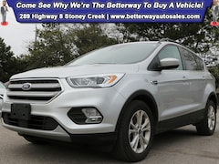 Certified 2018 Ford Escape SEL  Navi  Backup Cam  Pano Roof  Dual Climate SUV in Hamilton, ON