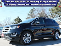 Used 2015 Ford Edge SEL| Navi| Backup Cam| Heat Seat| Dual Climate SUV in Hamilton, ON