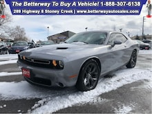 2017 Dodge Challenger SXT|Custom Leather|Sunroof|Back up cam|20' Wheels Coupe