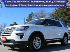 Used 2018 Ford Explorer XLT  AWD  Navi  Backup Cam  Leather  Sunroof SUV in Hamilton, ON