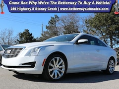 2015 Cadillac ATS Coupe|AWD| Leather| Sunroof| Heat Seat| Backup Cam Coupe