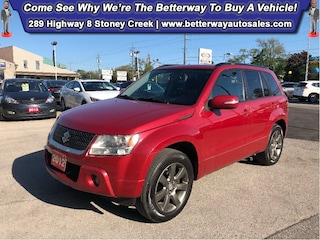 2012 Suzuki Grand Vitara JLX| AWD| B-Tooth| Keyless Ent| Sunroof| Heat Seat SUV