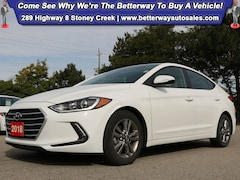 Used 2018 Hyundai Elantra GL| Heat Steer| Smartphone Connect| Backup Cam Sedan in Hamilton, ON