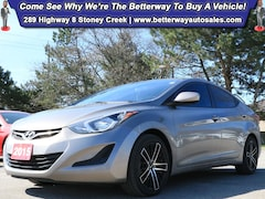 Used 2015 Hyundai Elantra GL| Navi| Backup Cam| Heat Seat| Keyless Ent Sedan in Hamilton, ON