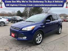 Used 2014 Ford Escape SE  4X4  Heat Seat  B-Tooth  Backup Cam SUV in Hamilton, ON