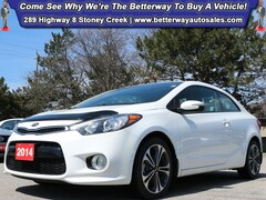 Used 2014 Kia Forte Koup EX| B-Tooth| Heat Seat| Sunroof| Backup Cam Coupe in Hamilton, ON