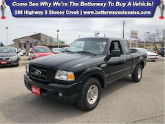 Used 2011 Ford Ranger Sport  Bed Liner  CD Player  Great Work Truck! Extended Cab in Hamilton, ON