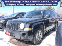 Used 2010 Jeep Patriot North| Heat Seat| Keyless Ent| PWR Options SUV in Hamilton, ON