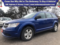 Used 2015 Dodge Journey Canada Value Pkg| B-Tooth| 7 Seats SUV in Hamilton, ON