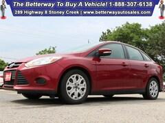 Used 2013 Ford Focus SE| PWR Options| Keyless Ent| B-Tooth| Gas Saver! Sedan in Hamilton, ON