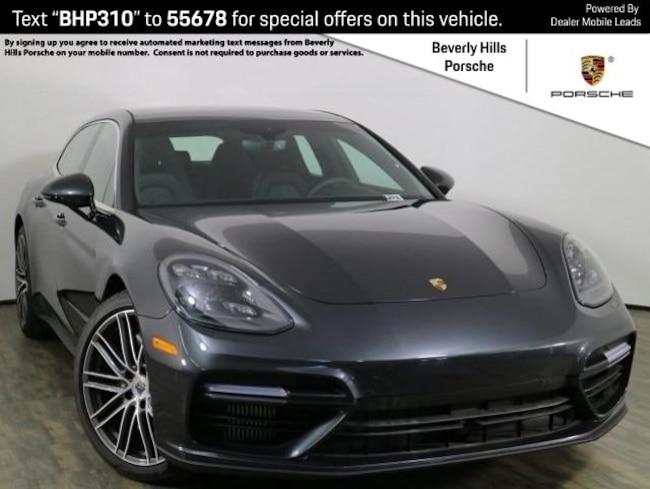 New 2018 Porsche Panamera Turbo Sport Turismo Turbo Sedan For Sale in Los Angeles, CA