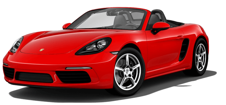 718 Boxster Entry