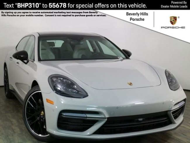 New 2018 Porsche Panamera Turbo Sport Turismo Turbo Sedan For Sale in Los Angeles, CA